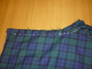 burda 114b abril 2013 04/2013 tartán cuadros pantalones