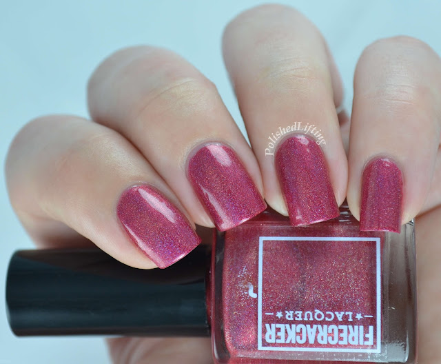 Firecracker Lacquer Arise From the Ashes