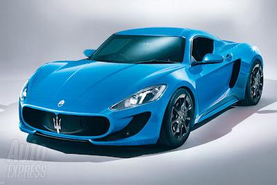 2015 Maserati Gransport
