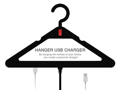 Cool Clothes Hangers and Modern Coat Hangers (25) 24