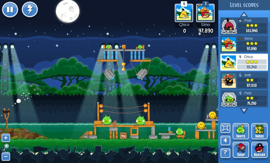 Angry Birds Friends Coming Soon To Mobiles And Tablets