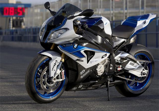 2013 BMW S1000RR HP4, More Performance Super Sportbike