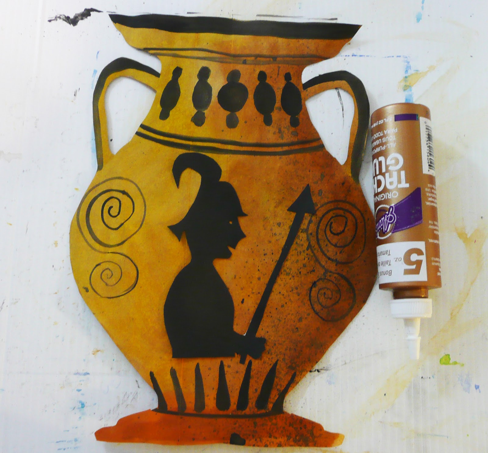 ancient greece projects Living history living in ancient greece by shahr  ancient athens and the golden age of greece by ancient  the ancient philosophers broken.