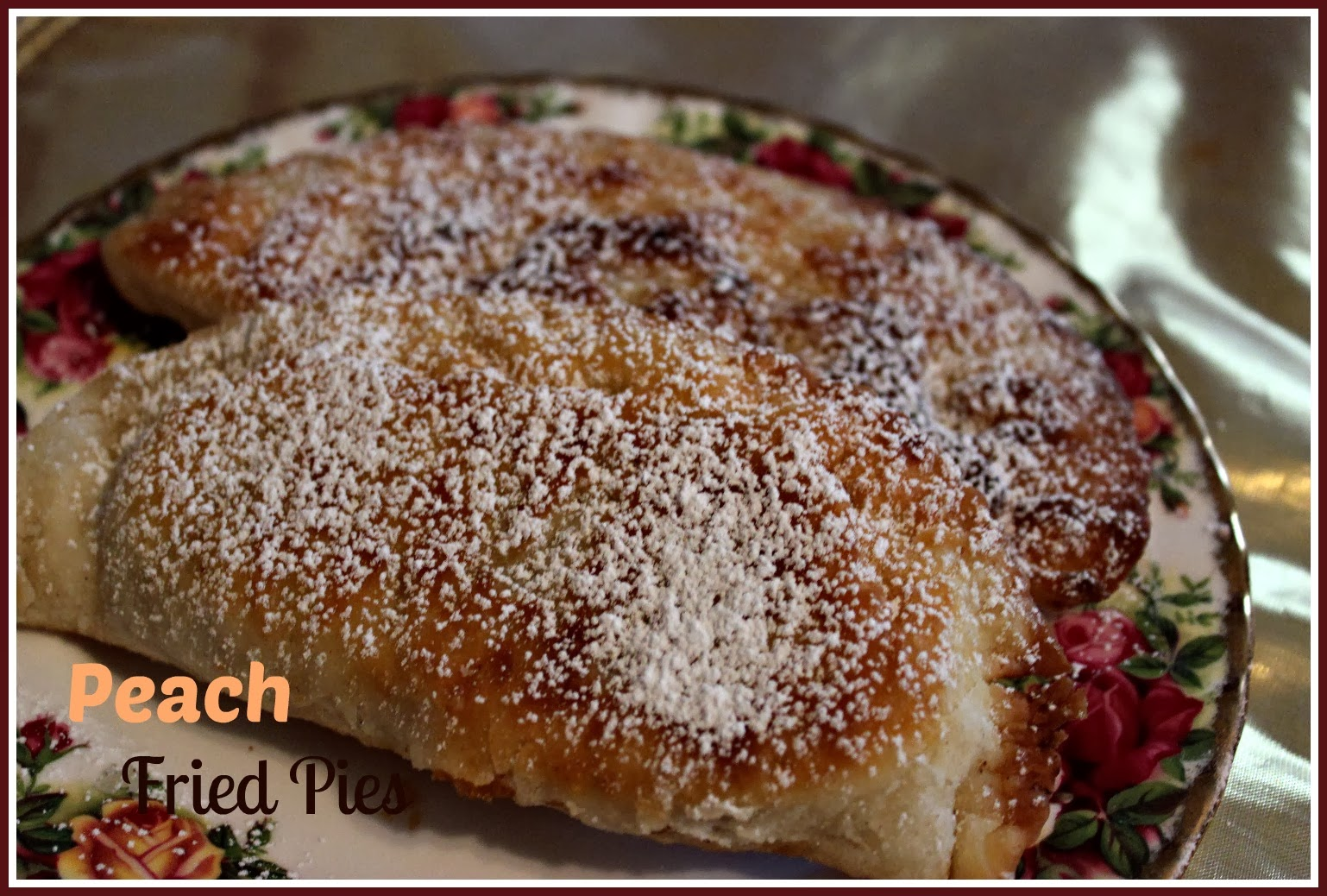 Serve plain or with a sprinkle of powdered sugar! They are yummy!