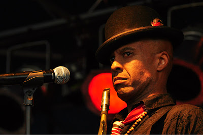 Fishbone's Angelo Moore