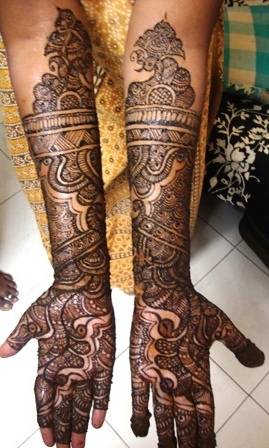 Worlds Beautiful Chand Raat Eid Henna Mehndi Designs