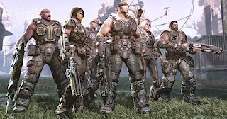 Gears of War 3 Fighters
