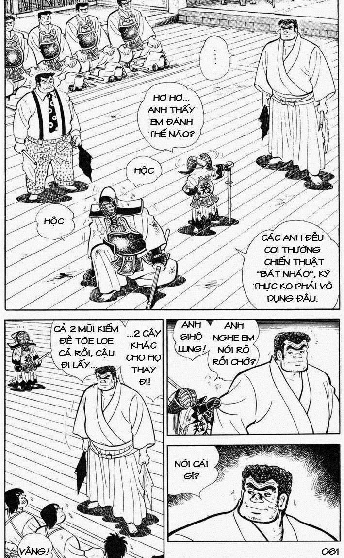 Siêu quậy Teppi chap 94 - Trang 16