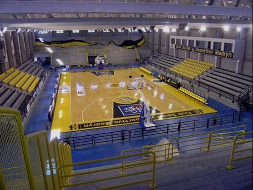 """estadio donde se llavara a cabo el torneo nacional  """"CAT Para Todos"""""""