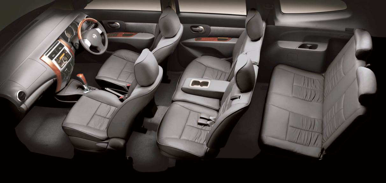 Malaysia Motoring News: Nissan Grand Livina Facelift