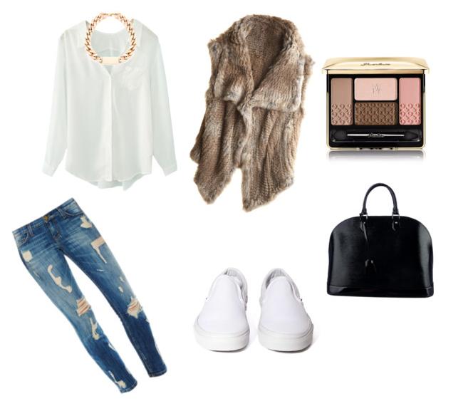 Outfits con zapatos de lona o tenis | VidaFashionAndStyle