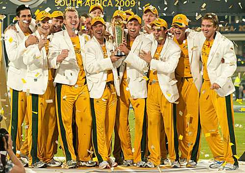 Australia Cricket Team :)