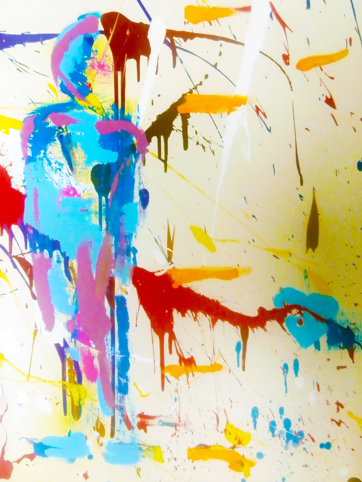 LA Modulor Color   70 x110 cm