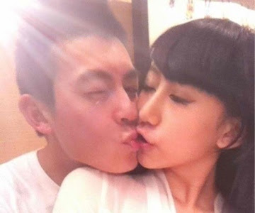 Shaun Owyeong EdisOn: PHOTO EXPOSED: Edison Chen Kissing 16 Years ...