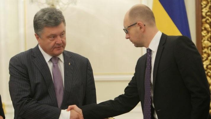 Партии – лидеры парламентских выборов в Украине  –начали переговоры о создании правящей коалиции.
