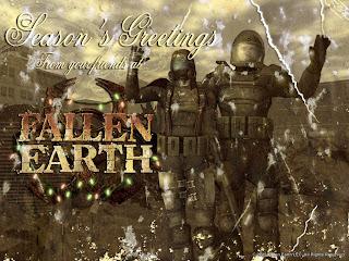 Fallen Earth обзор