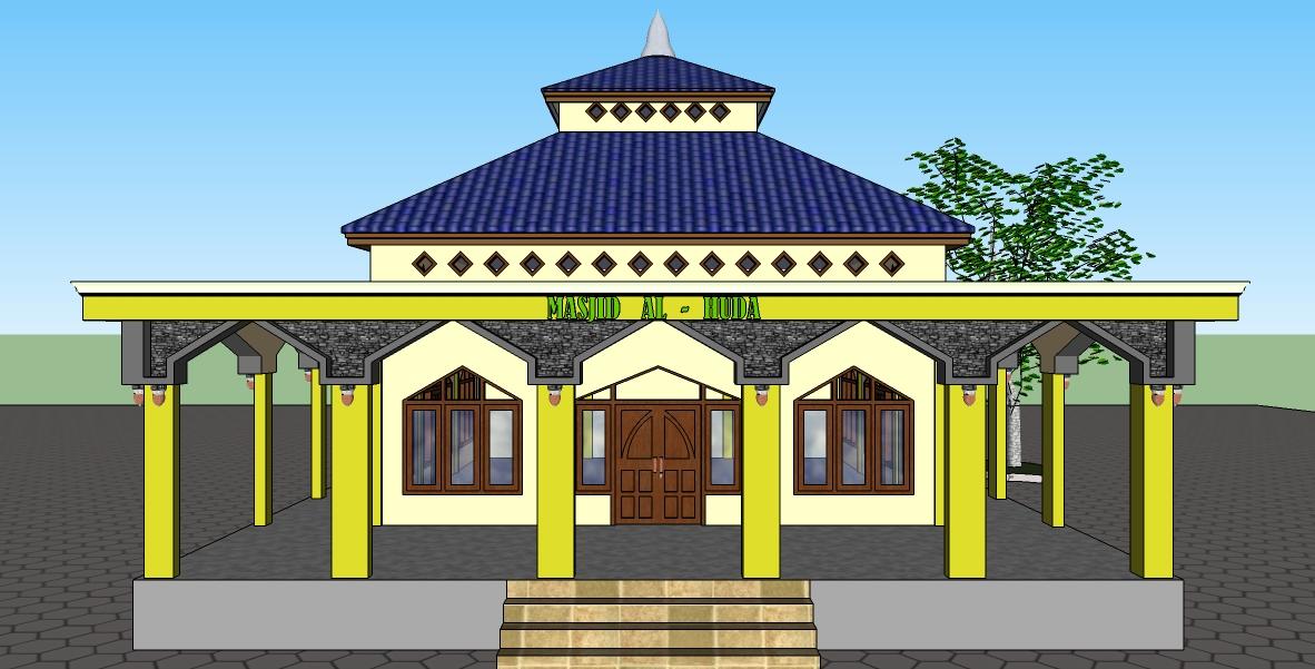 contoh proposal pembangunan musholla download
