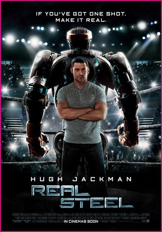 reel steel full movie
