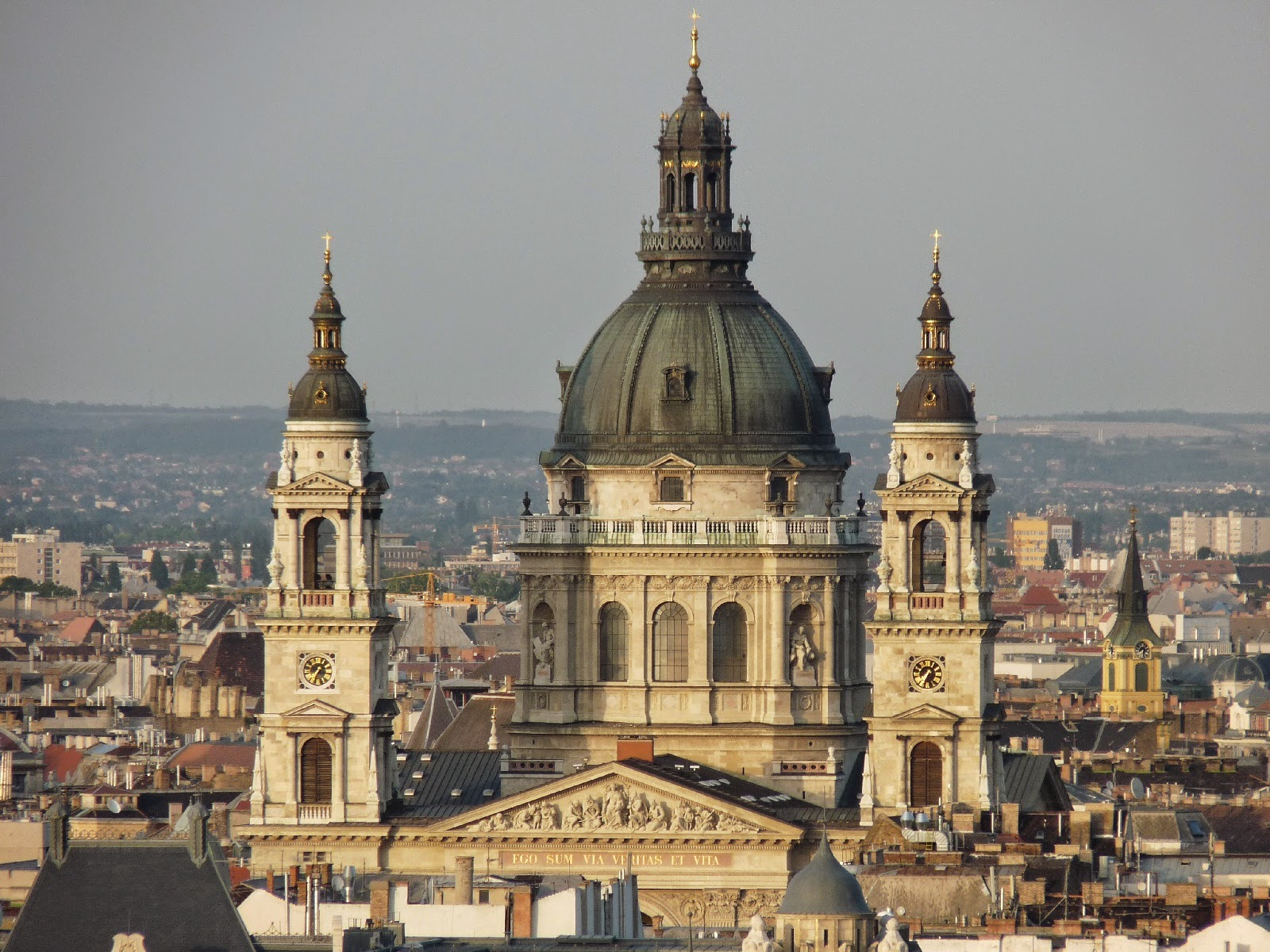 St. Stephens Basilikaen, Budapest, Ungarn
