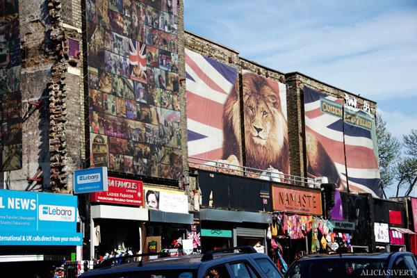 aliciasivert, alicia sivertsson, london med grabbarna, england, camden town, lion, lejon