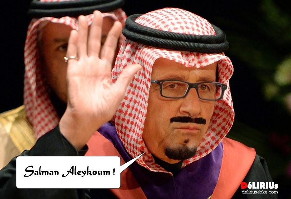 Après la mort du roi Abdallah, François Hollande ira en Arabie Saoudite