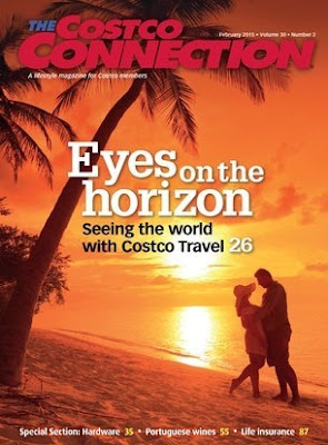 February 2015 issue of Costco Connection Magazine