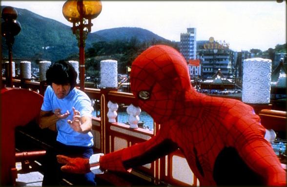 Spiderman 3 El desafío del Dragón - Película Online