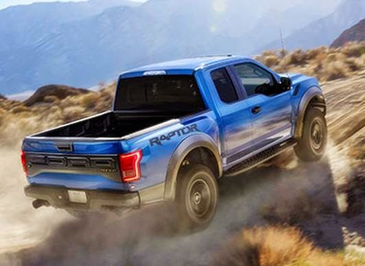 2017 F-150 Raptor Engine Twin Turbo