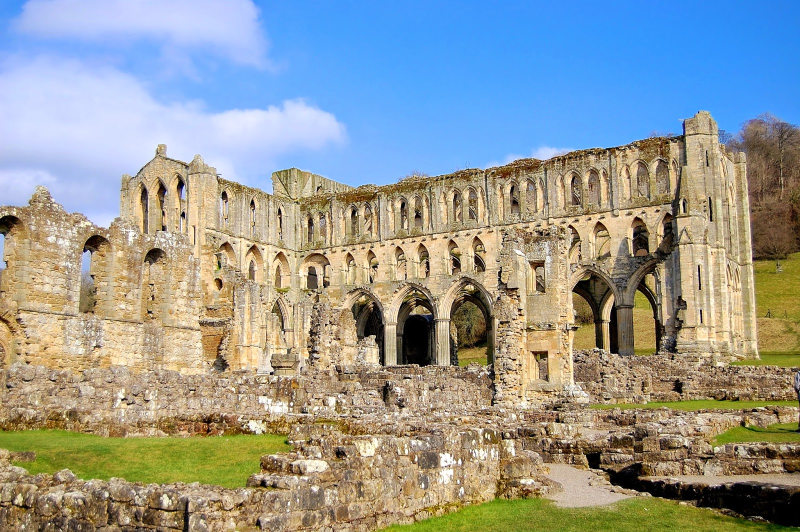 Ruins of Rievaulx Abbey