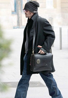 Johnny Depp Style Celebrity Fashion Trends
