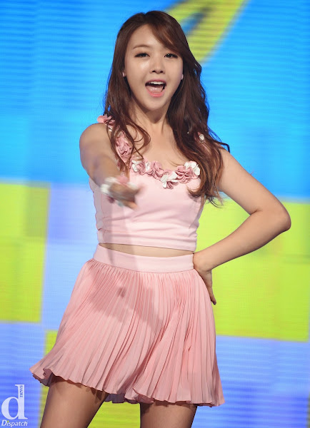 Girl's Day Minah Darling Live