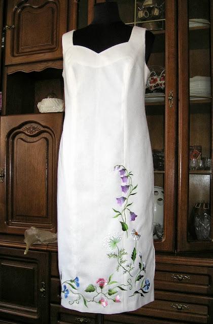Вишиване плаття від Руслани Равлюк з Бучача на Тернопільщині