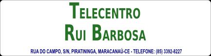 TELECENTRO RUI BARBOSA