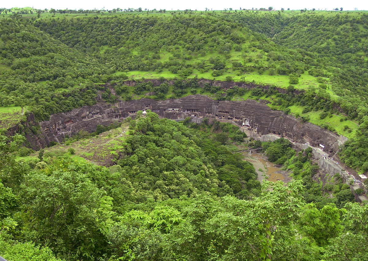 Ajanta Caves The Beautiful Buddhist Destination