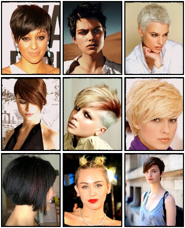 Cute short hairstyles for very short hair