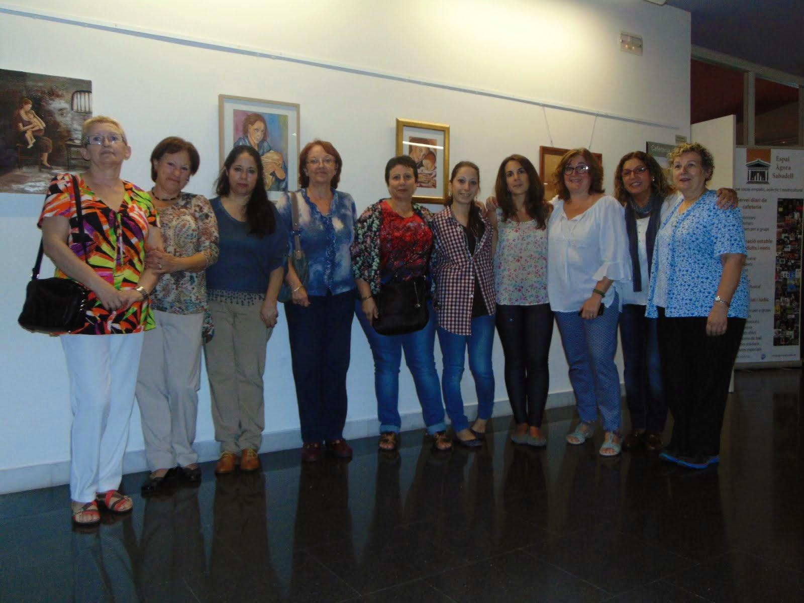 EXPOSICIÓN EN EL CENTRO CULTURAL DE SABADELL