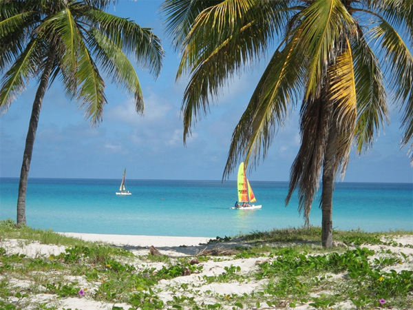 Playa de Varadero - Traumstrand auf Kuba