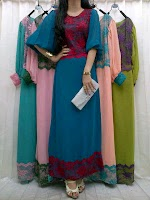 Gamis Sifon Brukat SOLD OUT