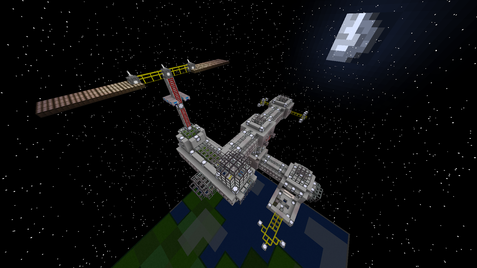 How To Build A Rocket In Minecraft No Mods