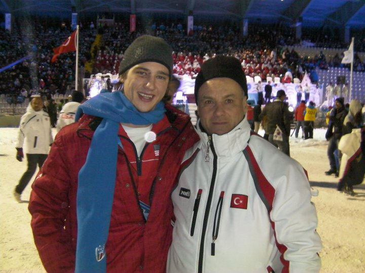 Kevin Morrison &amp; Keith McAdams @ World University Games 2011