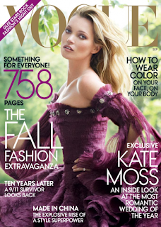 Highly Anticipated: VOGUE US September Issue