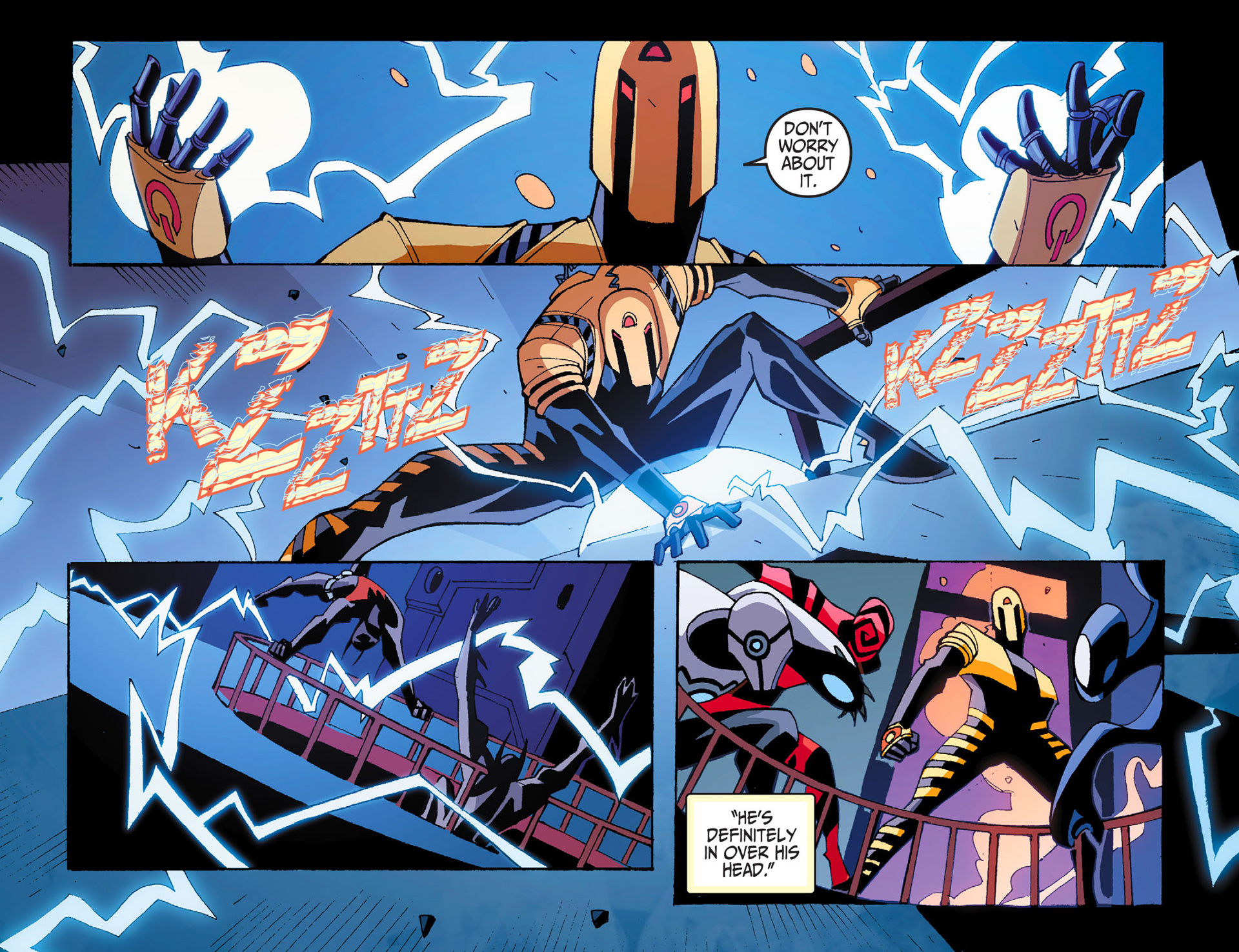 Batman Beyond 2.0 Issue #5 #5 - English 10