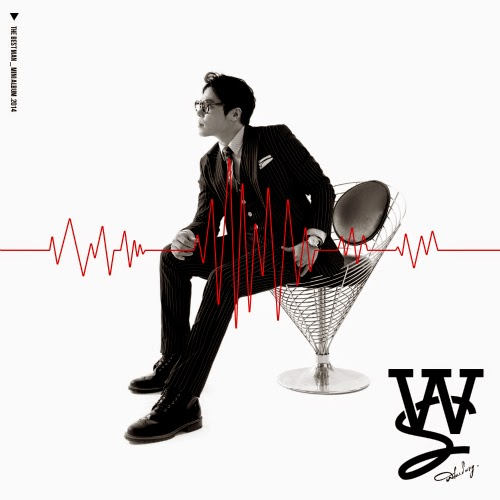 [Album] Wheesung - The Best Man [2014.05.12] Cover