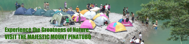 MOUNT PINATUBO TOUR