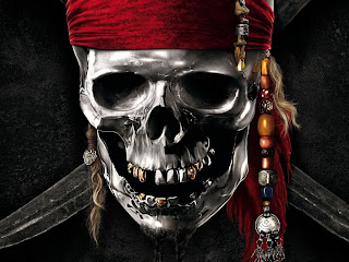 Pirates of the Caribbean 4 on Stranger Tides Wallpaper