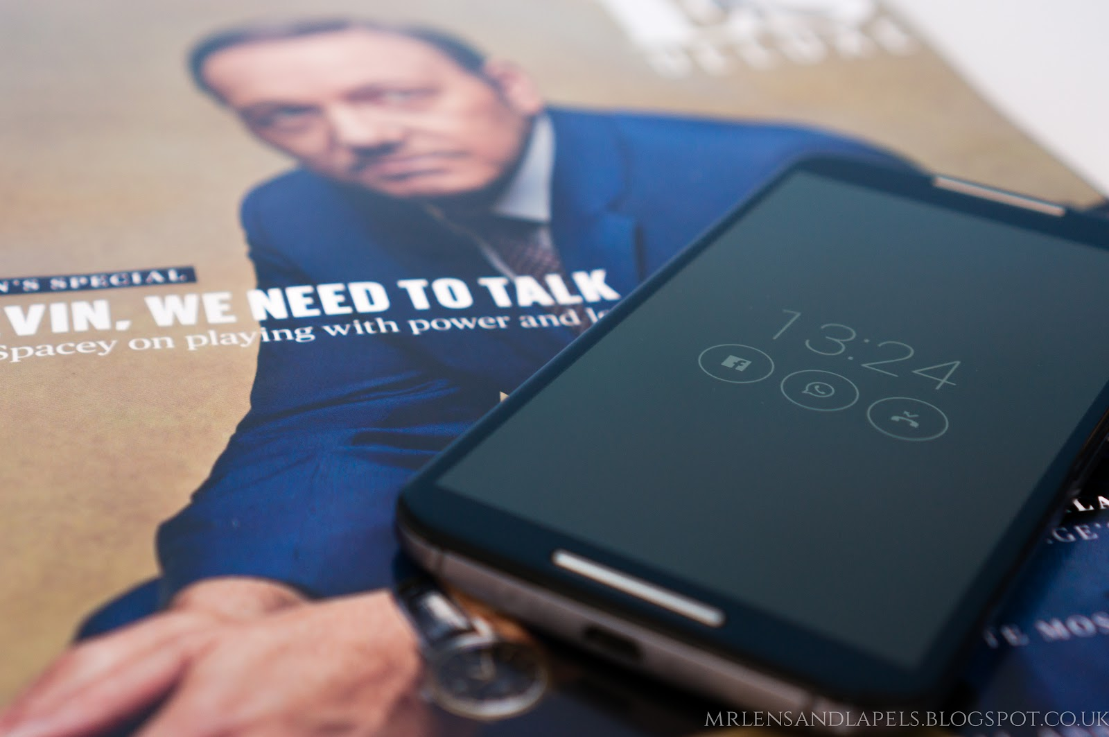 Motorola Moto X 2014 review ambient display