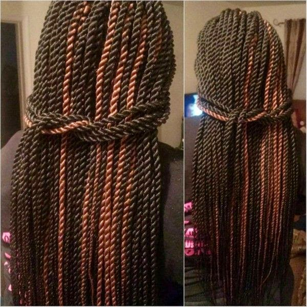 Crochet Hair Rope Twist : How To Make Crochet Braid With Havana Twist hnczcyw.com