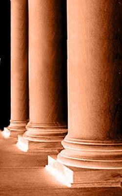 Las 3 categorias del liderazgo,columnas,Pilares