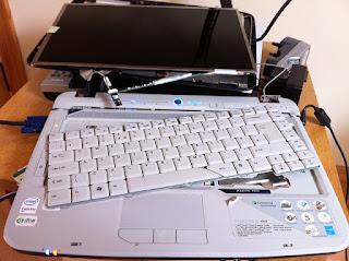 laptop reparatii
