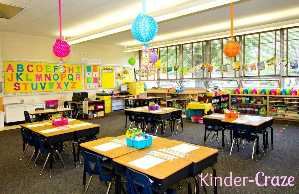 gambar susun atur bilik darjah yang menarik mugmerah